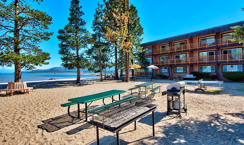 Resort Features Tahoe Beach Ski Club